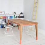 Bullenberg: Tische